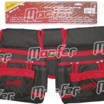Bolsa nylon c/ cinturão MacFer 991012 22 div. ref. 195.0001 MACFER