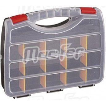 Mala compartimentos movíveis simples MacFer P2010 380mm ref. 225.0027 MACFER