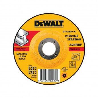 DISCO REBART42320 125X6X2.22 DEWALT