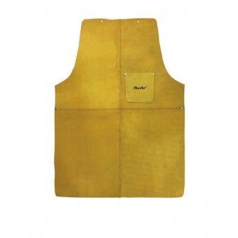 Avental pele p/ soldador MacFer AVKrut 600x900mm ref. 017.0111 MACFER
