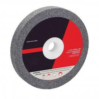 Rebolo esmeril alumina MacFer RE-A 200x25x32mm A80 ref. 165.0108 MACFER