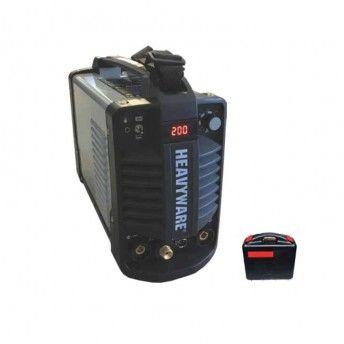INVERTER TIG-200 DIGITAL 230V REF 310031 HEAVYWARE
